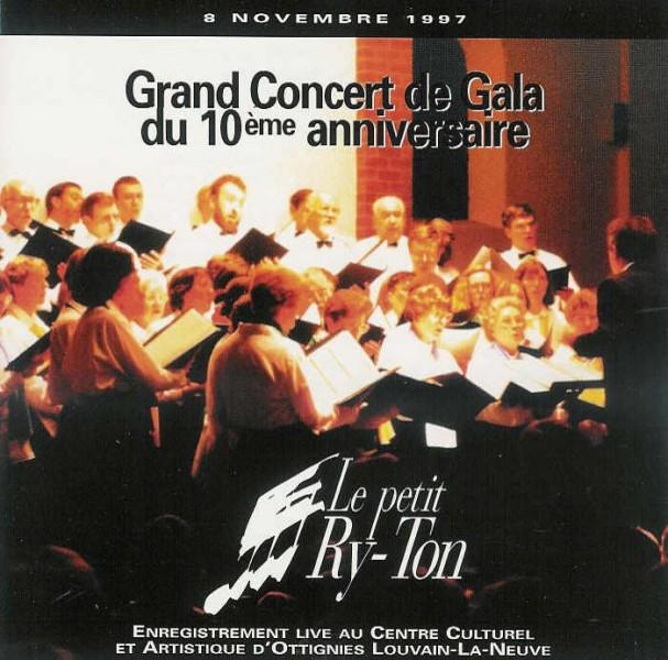 CD1 - 10 ans (1997)